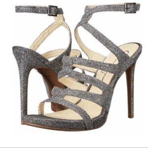 Jessica Simpson - Reyse Hi Heel Sandal.